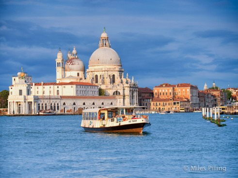 Morning light in Venice 1