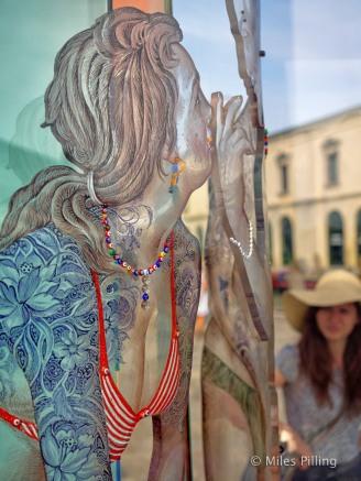 Murano street art