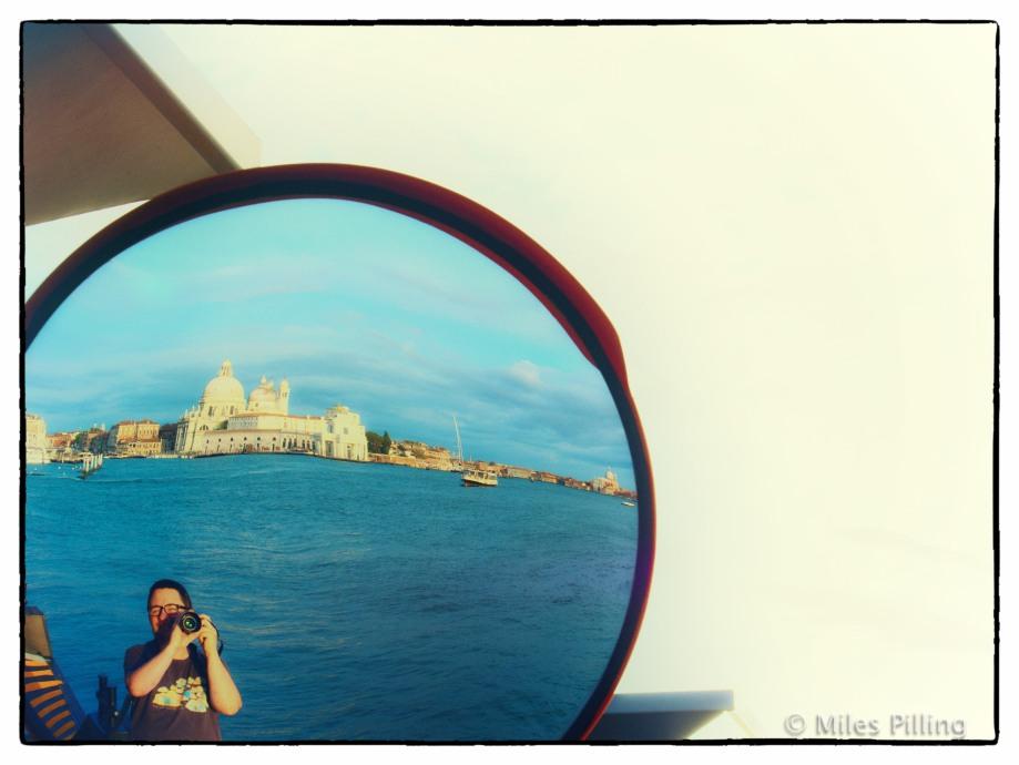Venetian selfie