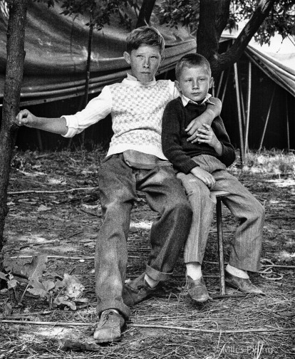 Circus Brothers, Brasov, Romania, 1992