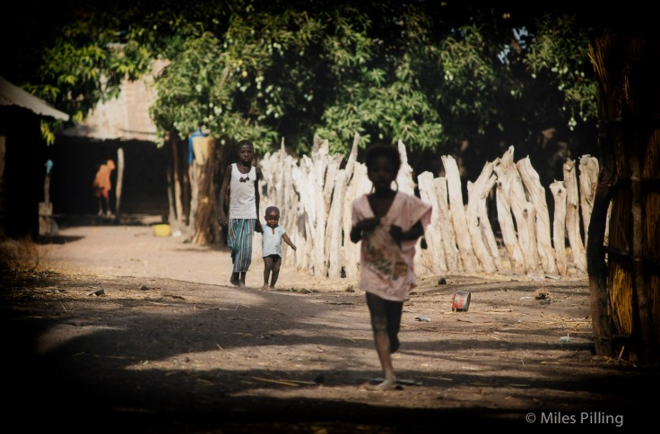 Tendaba Village, The Gambia, 2000