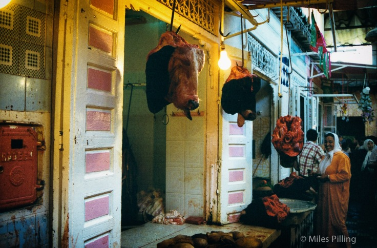 Moroccan butchers