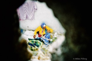 Old lady, Chefchaouen, Morocco, 1997