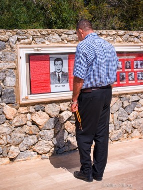 Cengiz Topel Memorial in Northern Cyprus