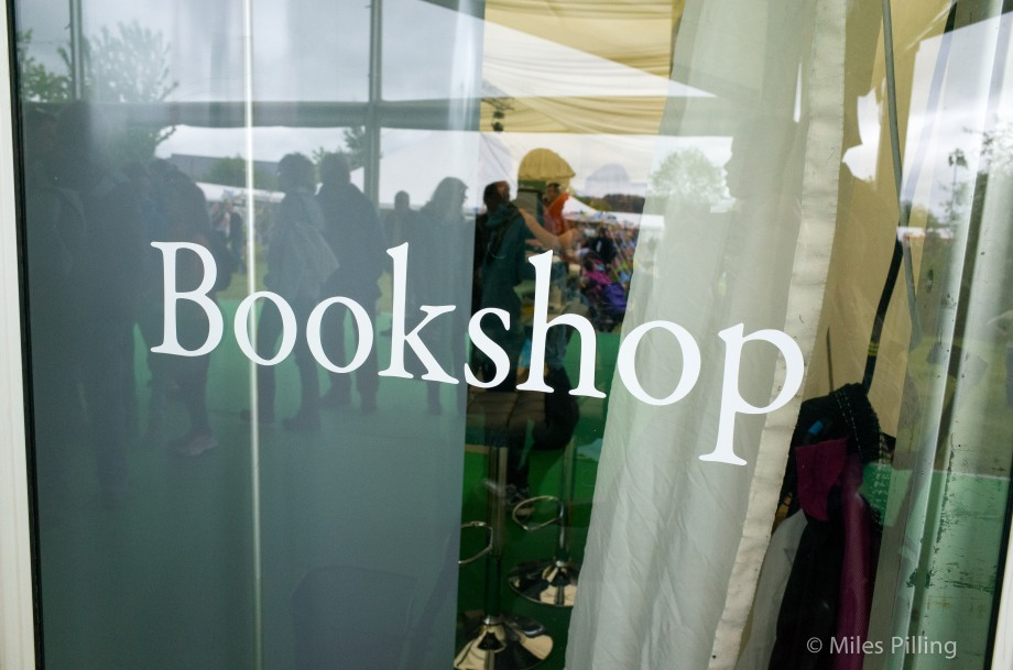 book shop reflections